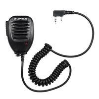 BAOFENG UV-5R Lautsprecher Mikrofon Walkie Talkie