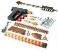 86X Ausbeulwerkzeug, Auto Ausbeulreparatur Werkzeug Schweißen Abzieher Blechbearbeitung Ausbeulen