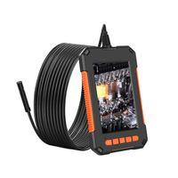 4,3-Zoll-Farb-LCD-Bildschirm High Definition 1080P IP67 Handheld-Endoskop Industrielle Heimendoskope mit 8 LEDs 8 mm Kameradurchmesser