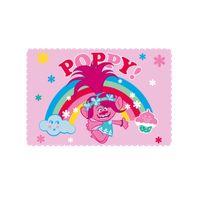 Trolls Kinder Dreams Polar Panel Fleece-Decke SI254 (Einheitsgröße) (Pink)