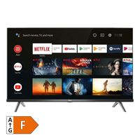 TCL 32S615 Android TV, Farbe:Schwarz-Anthrazit