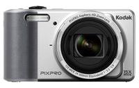 Kodak PIXPRO FZ151, 16,15 MP, 4608 x 3456 Pixel, CCD, 15x, HD, Silber
