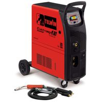 Telwin Electromig 430 Wave MIG/MAG/WIG/MMA - Multiprozess - ATC - VRD - Puls-Schweißen - Root-Mig - WaveOS - 4-Takter - Spotter