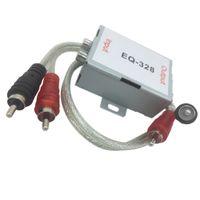 1 x 12V Entstörfilter mit 1 Stück männlich zu männlich 2 RCA Kabel, Re[araturteil