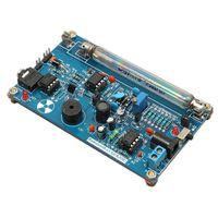 Zusammengebauter DIY Geigerzaehler Kit Modul Kernstrahlungsdetektor