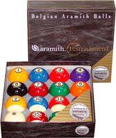 Aramith US Tournament Poolball Set 57,2 mm