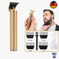 Profi Haarschneidemaschine Haarschneider Bart Trimmer Rasierer Hair Clipper USB,1200mAh,mit 4 x Begrenzungskamm,Besttowe