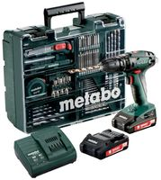 Metabo SB 18 LI workshop 2 x 2,0ah (602245880)