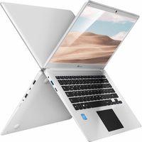 LincPlus P3 Laptops 14 Zoll 1080p Full HD Ultrabook, 4GB RAM 64GB eMMC aufrüstbar mit bis zu 512GB SSD Windows 10 S