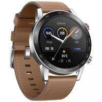 Watch Huawei Honor Watch Magic 2 – Brown Smartwatch AMOLED-Farbdisplay Fitness