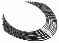 Trimmerfaden extrastark Bosch Trimmerfadenspule Rasentrimmer ART 37cm