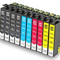 Kompatibel 10 epson xp 352 patronen Sparset ersetzt Epson 29XL alle Farben C13T29864010 e Tinten für Epson Expression Home xp352 Drucker