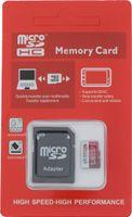 micro SD Karte Class10 U3+ADAPTER bis 100MBs Speicherkarte 128GB