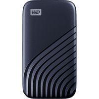 Western Digital MyPassport   2TB SSD Midn.Blue WDBAGF0020BBL-WESN