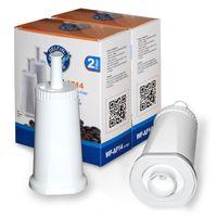 4x AF14  DelfinFilter alternativ zu Sage Appliances BES008 SES875 SES880 Wasserfilter