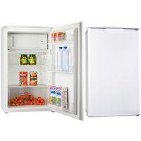 PKM Kühlschrank mit Gefrierfach 4**** Standkühlschrank KS 160.4 F 95 L weiß