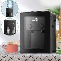 Elektrisch Wasserspender Wasserkocher   Heißwasserspender  Thermoskanne Kalte/Heiße  Detachable Schnelle Erwärmung  Büro Schwarz