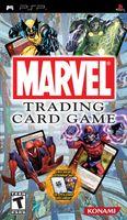Konami Marvel Trading Card Game, PSP, PlayStation Portable
