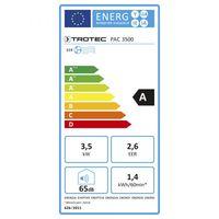 TROTEC Lokales Klimagerät PAC 3500 | Mobile Klimaanlage Monoblock