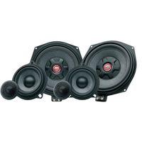 MTX Audio TX6.BMW 3-Wege Einbau-Lautsprecher-System, passiv, 450 Watt