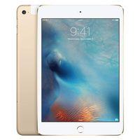 Apple iPad Mini 4 Tablet 128GB 7,9 WiFi WLAN Retina Display ohne Simlock Gold