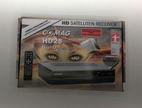 Comag HD 25 HDTV Satelliten-Receiver (HDMI, Scart-Anschluss, USB 2.0) schwarz