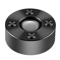 Tragbarer kabelloser Mini-Bluetooth-Lautsprecher 1200mAh wiederaufladbar, klein Farbe Schwarz