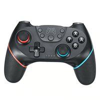 Wireless Controller für Switch,Bluetooth Pro Controller für Nintendo Switch Controller Switch Remote Controller Gamepad mit Turbo Dual Shock Joysticks