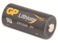 GP Battery CR123A - Li - 1400 mAh