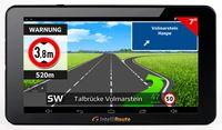 CARGUARD IntelliRoute TR8050 DVR LKW- Navigationssystem