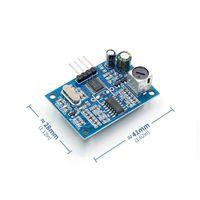 Wasserdichtes ueberschallmodul JSN-SR04T Wasserdichtes integriertes Distanzmesswandler-Sensormodul Waterproof Supersonic Module JSN-SR04T Water Proof Integrated Distance Measuring Transducer Sensor Modules