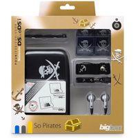 """Nintendo DS Lite/DSi - Zubehör-Pack Kids """"So Pirates"""""""