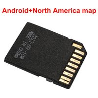 GPS-Karte Karte Karte TF-Karte Integrierte Navigationssoftware Anweisungen geben Navigieren