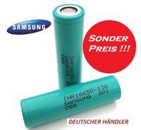 Samsung INR18650-13Q - 18650-1300mAh 3.7V - 15A - Flat-Top