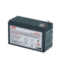 APC RBC17 - Ersatzbatterie für Unterbrechungsfreie Notstromversorgung (USV) von APC - passend für Modelle BE700G-GR / BK650EI und andere