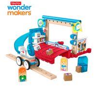 Fisher-Price Wunder Werker Post, Baukasten, Konstruktions-Spielzeug