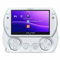 Sony PlayStation Portable 9,7 cm (3,8 Zoll) Display LCD 9109259 Handheld-Spielekonsole - Weiß - 4-Wege Ausrichtung der Tasten - 16:9 - 480 x 272 - 64 MB Speicher - Wireless LAN - Bluetooth