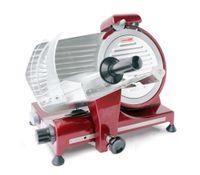 HENDI Aufschnittmaschine Profi Line  250 rote Sonderedition; 220 320