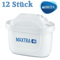 12er Pack Brita Maxtra Plus Wasserfilter Tischwasserfilter Filterkartusche