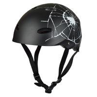 Apollo Skatehelm größenverstellbarer Fahrradhelm Größe M (54-58 cm) BMX-Helm - Broken Design