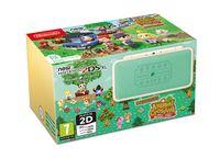 NINTENDO New Nintendo 2DS XL + Animal Crossing: New Leaf