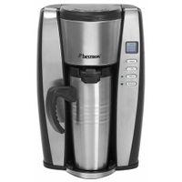Bestron Kaffeemaschine 650 W 400 ml Silber ACUP650