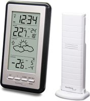 Funk-Wetterstation Technoline Ws 9130 It Thermometer Min/Max Datum Inkl. Sender