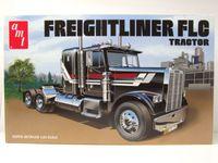 Freightliner FLC Semi Tractor Kunststoffbausatz Modellauto 1:24 AMT