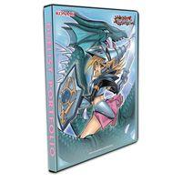 Yu-Gi-Oh! Dark Magician Girl the Dragon Knight - 9 Pocket Duelist Portfolio