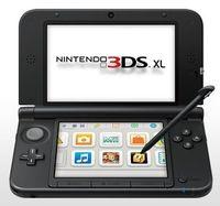 Nintendo 3DS XL + 4GB, 640 x 480 Pixel, Nintendo 3DS, Schwarz, Silber, LCD, 800 x 240 Pixel, 802.11b, 802.11g