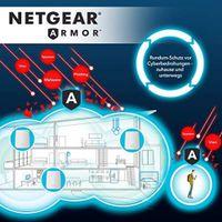 NETGEAR Orbi RBR20 - Wireless Router - GigE - 802.11a/b/g/n/ac - Tri-Band