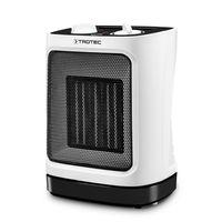 TROTEC TFC 17 E Keramik-Heizlüfter | Keramik-Heizung | 60° -Oszillation | 2000 Watt Heizleistung für Räume bis 24m² / 60m³