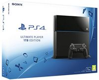 Sony PlayStation 4 Konsole PS4 1TB Ultimate Player Edition schwarz