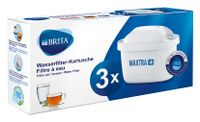 Wasserfilter-Kartusche Maxtra+ Pack 3